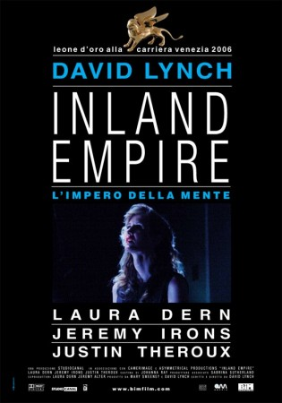 La locandina italiana di Inland Empire